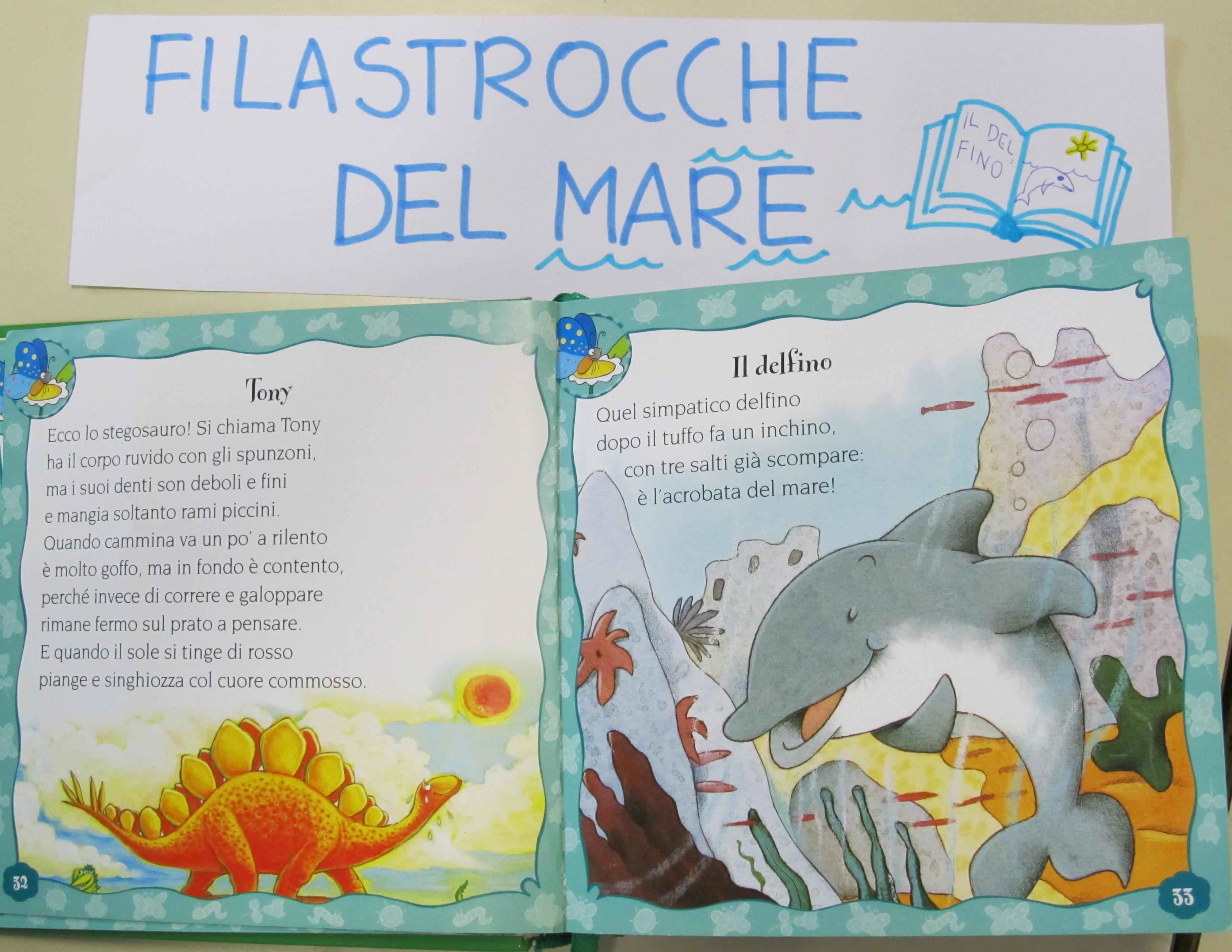 abbastanza Progetto Accoglienza classe 1 – un mare di pesciolini » La Mia Maestra IC03