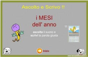 SCRITTURA MESI 2