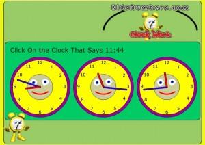 gioco orologio