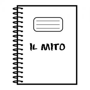 quaderno miti