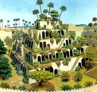 I babilonesi immagini e link la mia maestra - Giardini pensili immagini ...