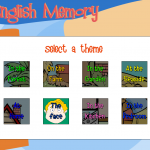 ENGLISH MEMORY