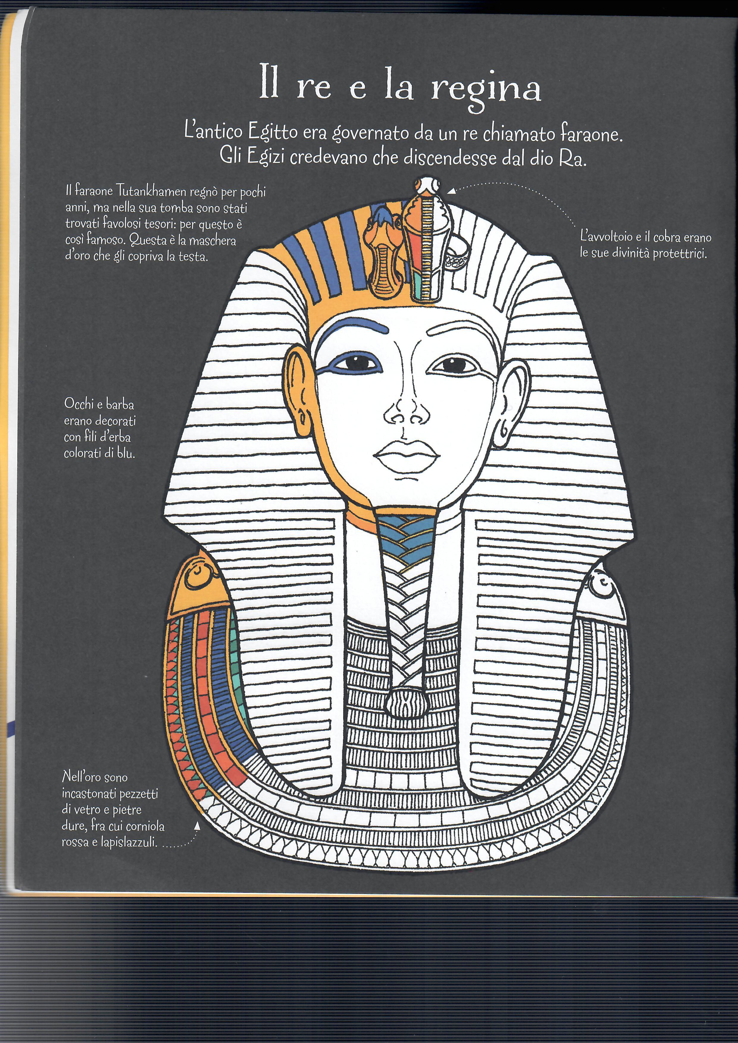 Egizi » la mia maestra