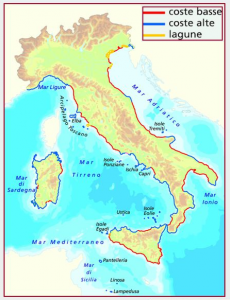 coste italiane