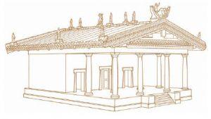tempio etrusco di tarquinia