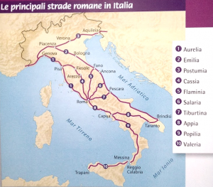 strade romane italia